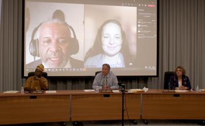 Racial equity auditors speak to Paducah board