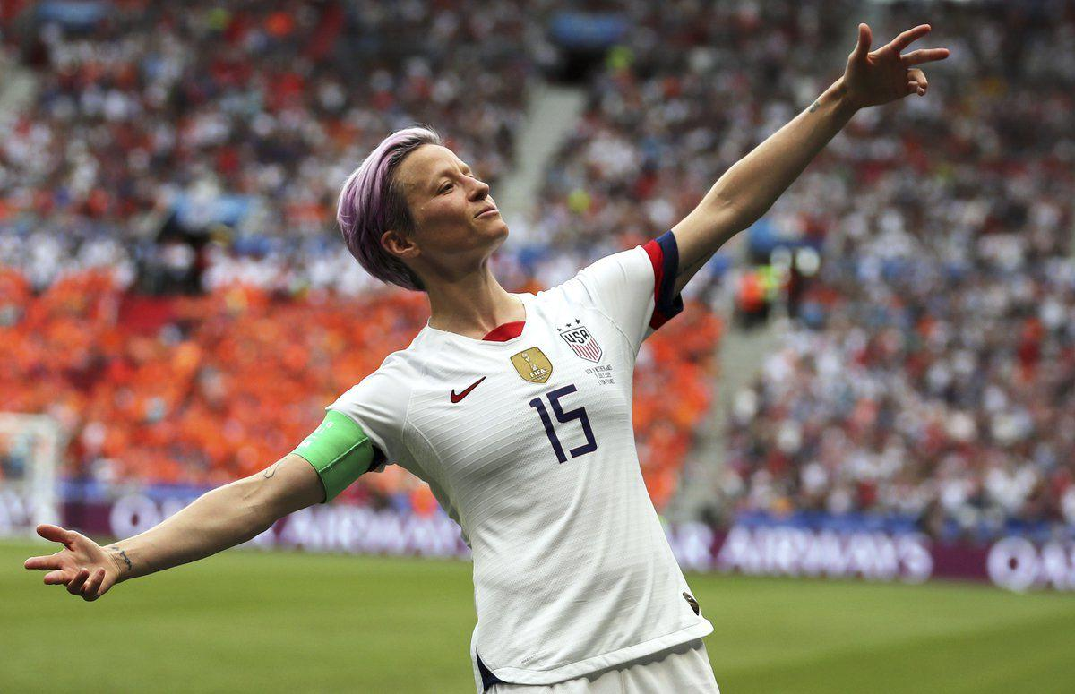 U.S. tops Netherlands 2-0, claims 4th World Cup title