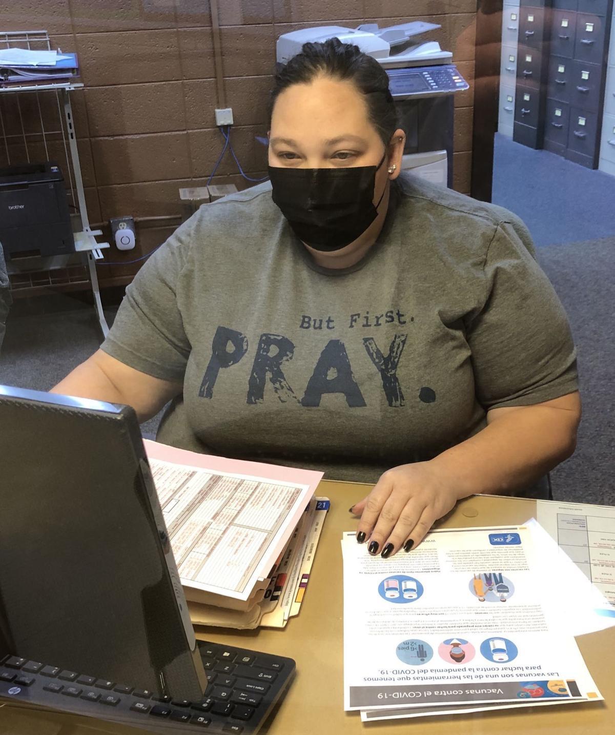 Mayfield pastors encourage minorities get COVID-19 vaccine PHOTO 2