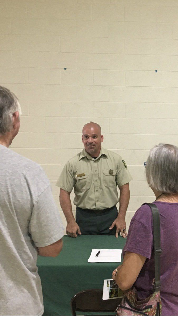 Forest Service taking public ideas for LBL recreation plan