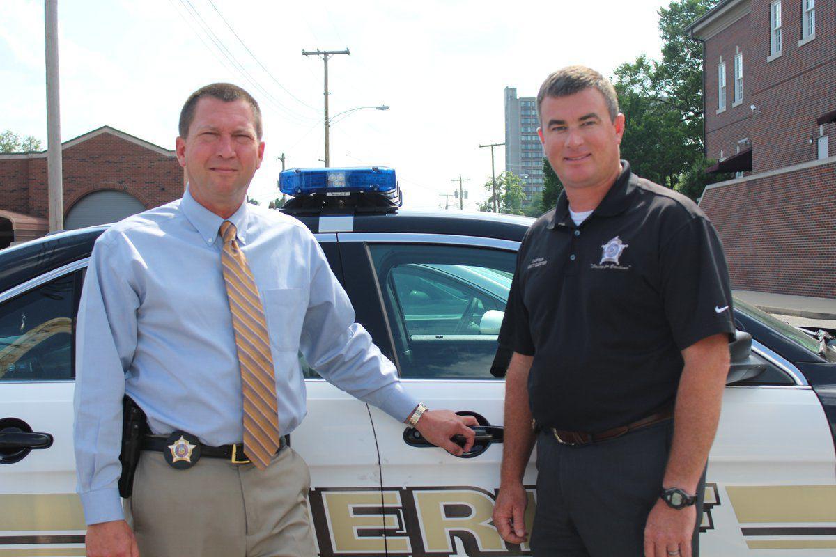 Hayden retiring June 30; Carter to become sheriff