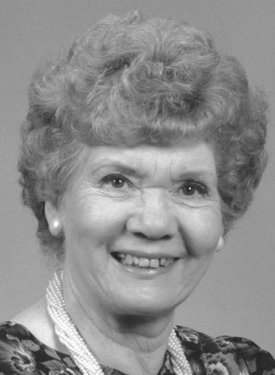 Doris Charlotte Dean Murphey