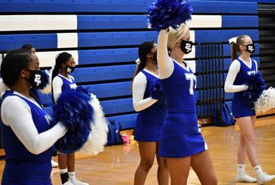 PT Cheerleaders
