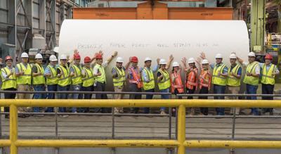Phoenix Paper Celebrates Restart Of Operations At