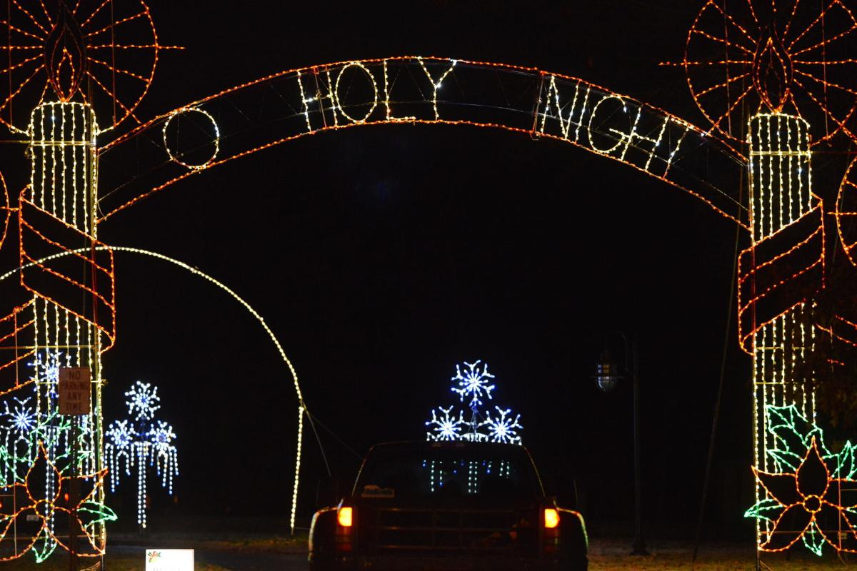 24th annual Christmas in the Park underway