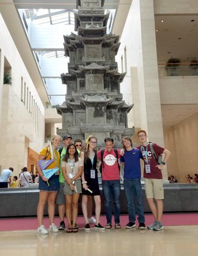7 students become ambassadors at UNESCO concert in South Korea