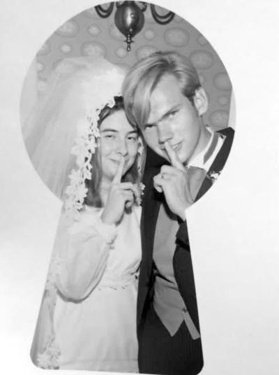 Michael and Susan Marlier - 50th Wedding Anniversary