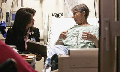 Hospitals focusing more on end-of-life issues