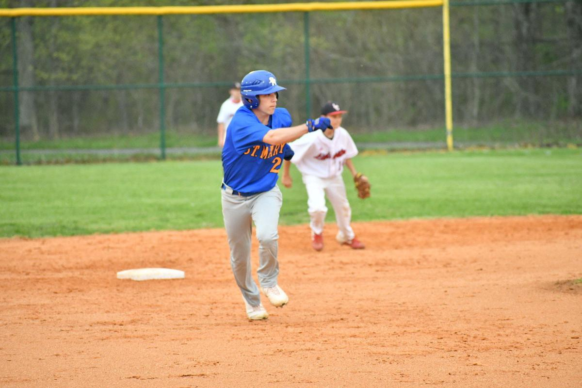 Michael Lurtz went 4-for-5 at the plate against Livingston Central