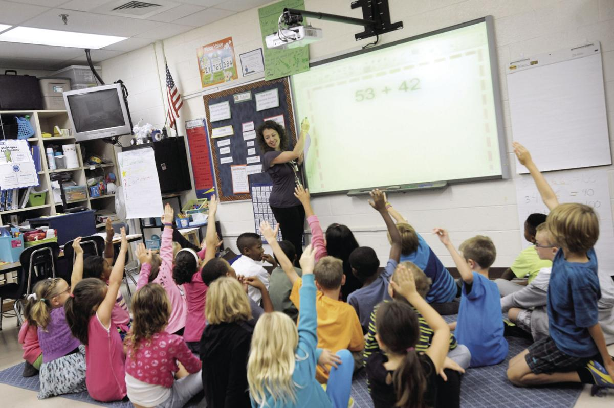 Kids' brains reorganize when learning math