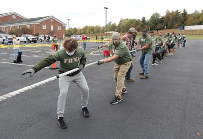 Big Brown Truck Pull delivers for Special Olympics