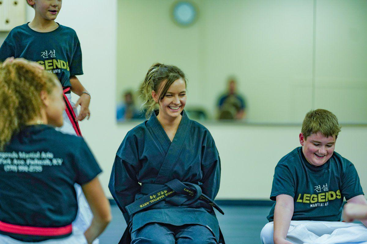 Paducah woman's passion for martial arts leads to new school