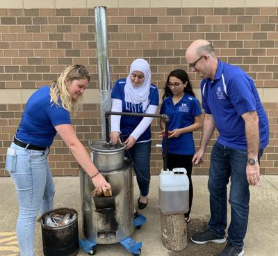 UK-Paducah engineering students off to Uganda for research project