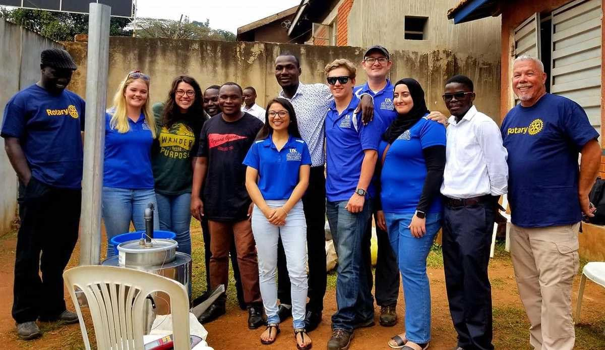 UK-Paducah students back home after trip to Uganda