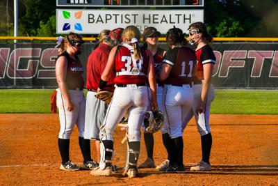 Lady Mustangs heads to state on Saturday