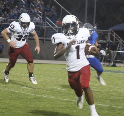McCracken County lets it out with 65-26 win over Graves County