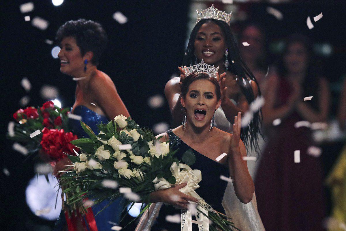 Biochemist crowned Miss America