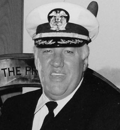Capt. Harold A. Schultz Sr.