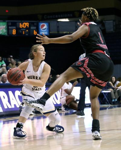Turley's 28 points, defense lead MSU women to victory