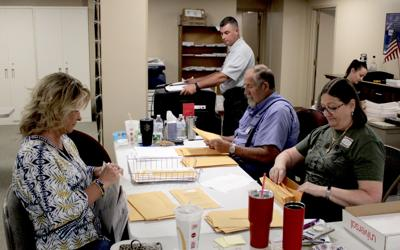 Primary election ballot count to be completed tonight