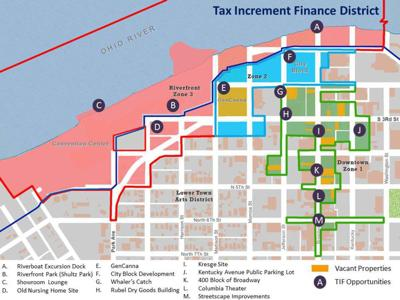 City officials: First TIF district hurdle reaching $20M threshold