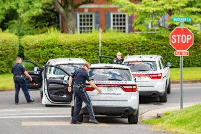 Man in custody after hours-long police situation
