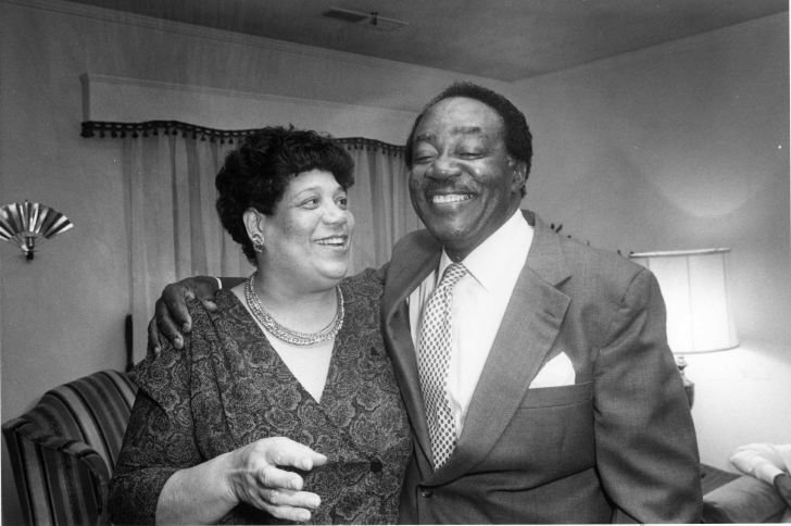 Robert and Connie Coleman