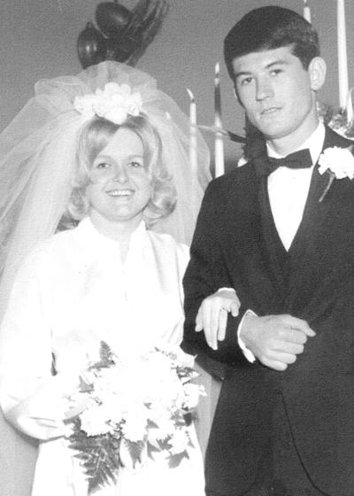 Daralea and Billy Don Harper
