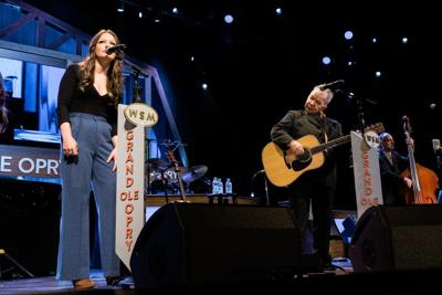 Oh Boy moment at the Opry