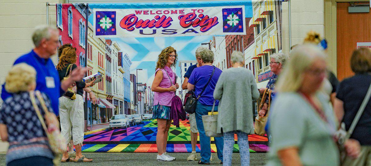 AQS to decide future of fall QuiltWeek soon