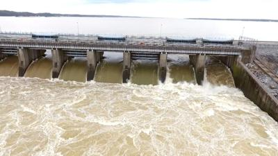TVA: Water receding, but flow rates will remain high