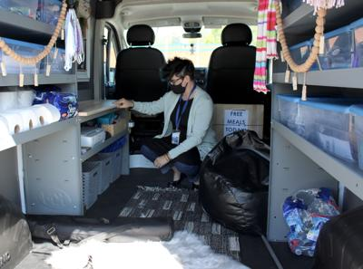 School districts help local homeless students in many ways