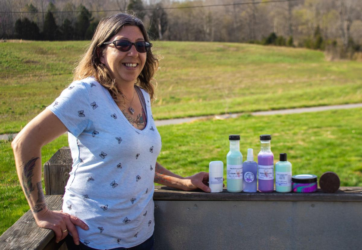Joanne Smith brings self-care to the farmers market