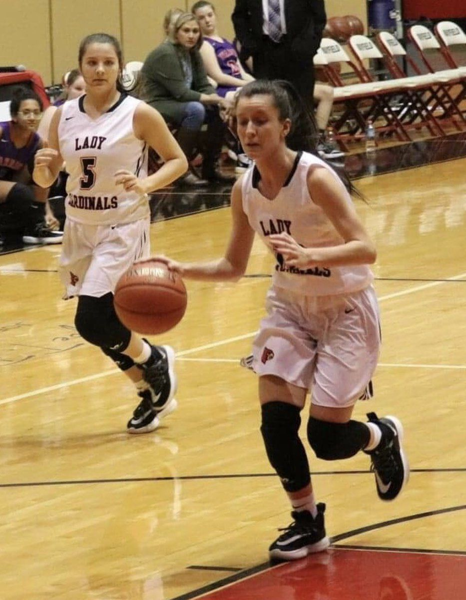 Lady Cardinals roll past CCA, face Hickman on Thursday