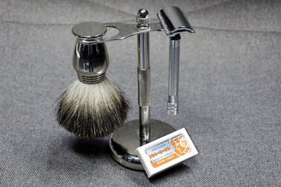 How to keep razors from adding to landfill waste