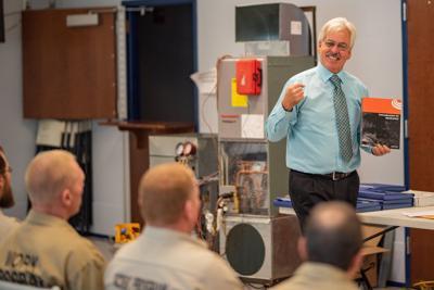 McCracken jail launches HVAC, deckhand training