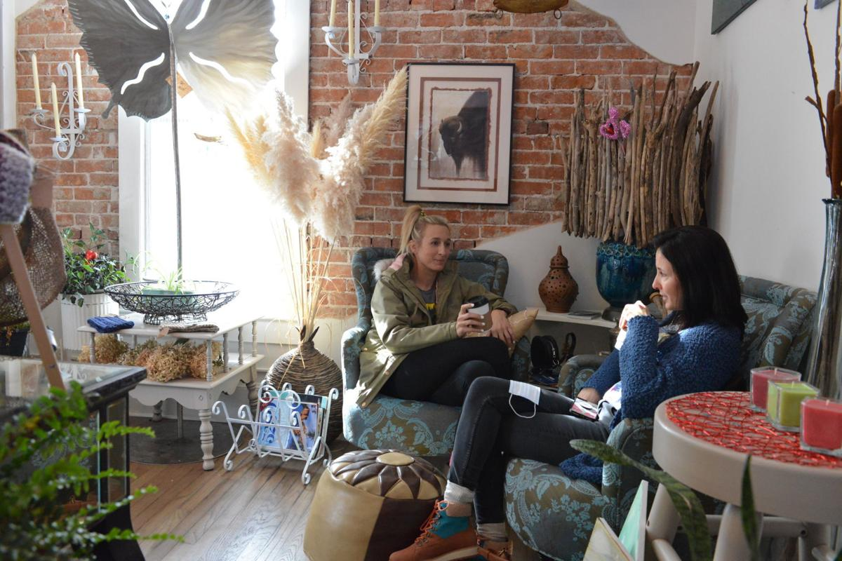 Lower Town coffeehouse offering Southwest style, alternative wellness
