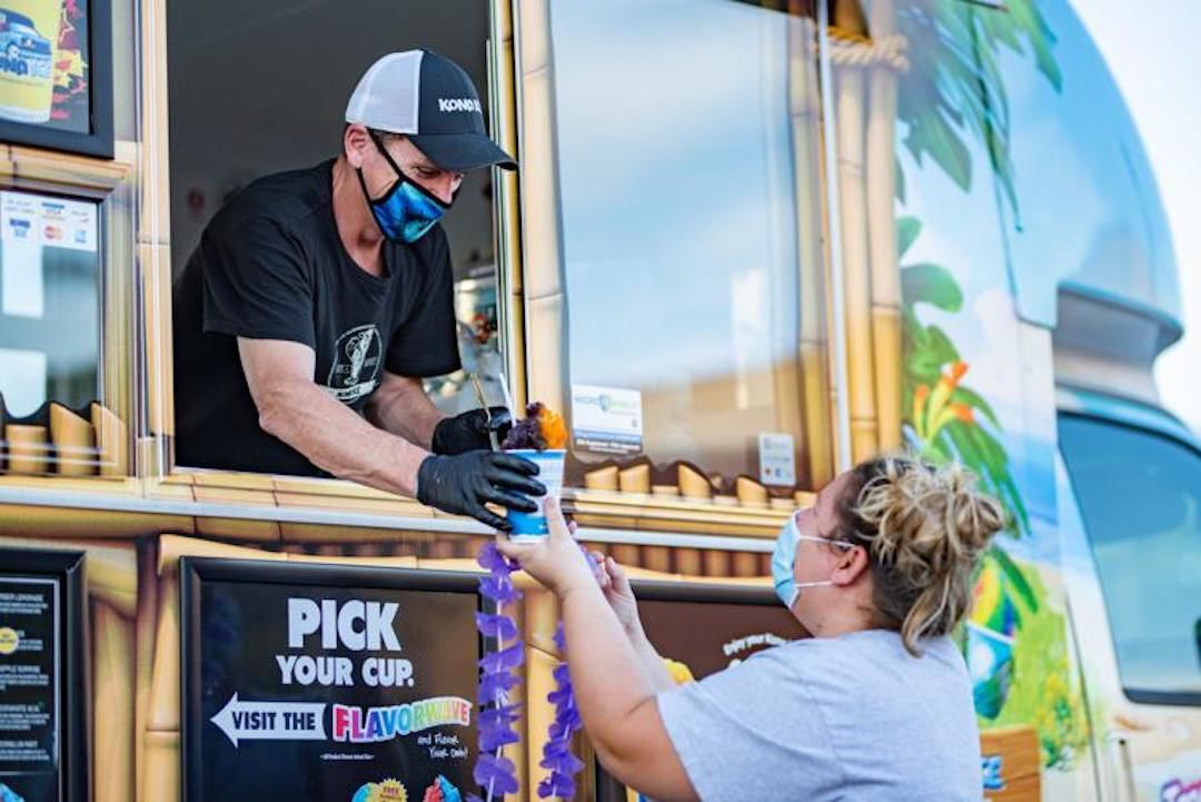 Food Truck Friday returns to convention and expo center