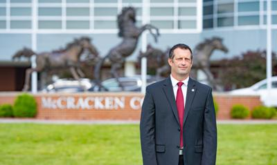 Carter reflects on first year as superintendent