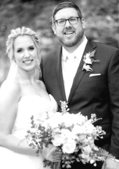 Lauren and Jon Baumgarten