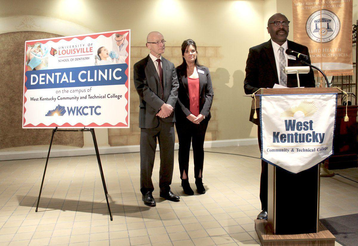 U of L dental clinic expanding to WKCTC
