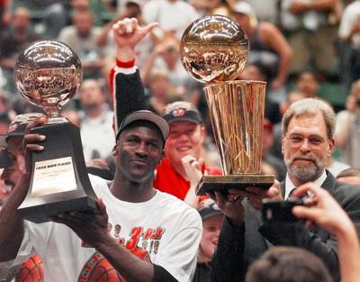 Bulls' eye: Gaines Jr. talks Chicago, 'The Last Dance'