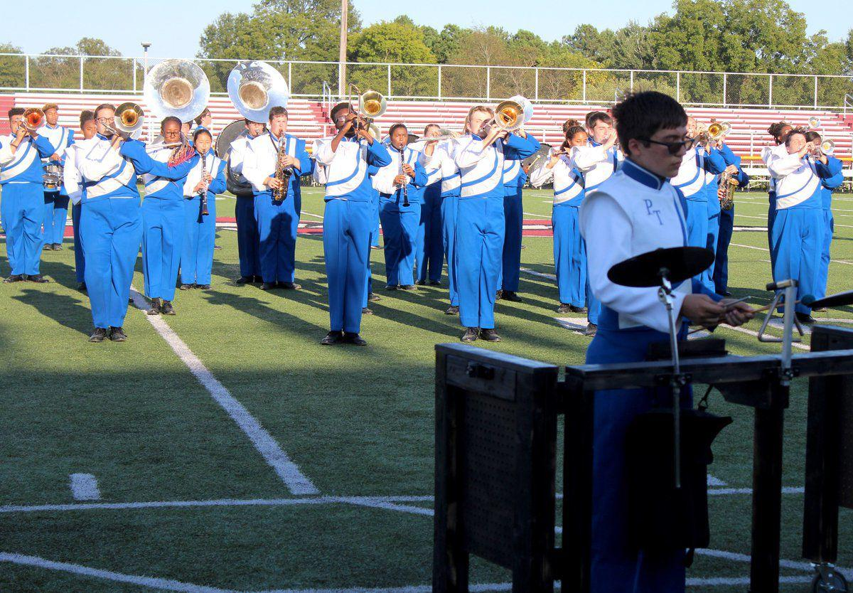 PTHS, MCHS begin band competition season