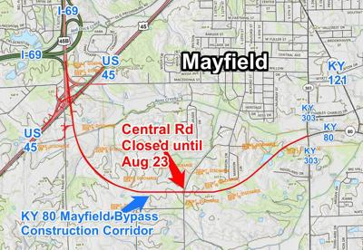 Long-awaited Mayfield bypass could be road to opportunity