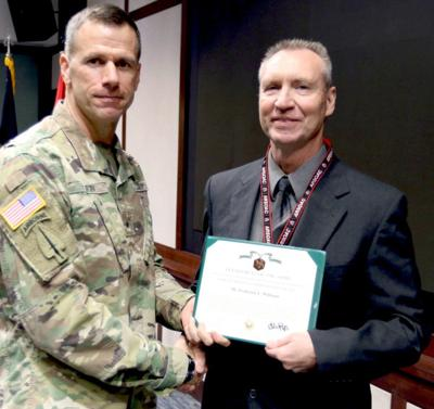 Princeton native Fred Williams named Civilian of the Year