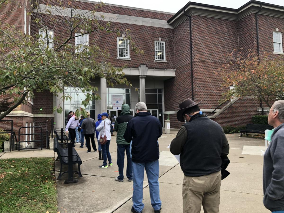 Griggs: Early voting options proving popular