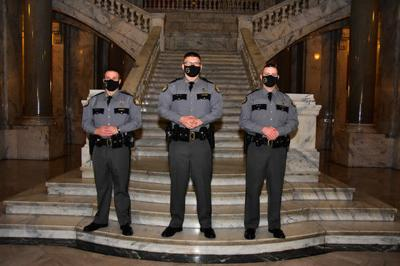 New troopers - Post 1