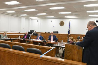 Fiscal court talks ARPA, riverport during first meeting back in-person