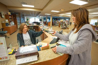 Area libraries react to potential state aid cut