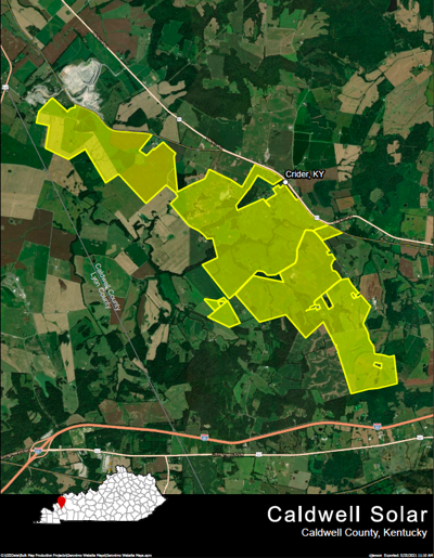 Solar project may be coming to Caldwell County